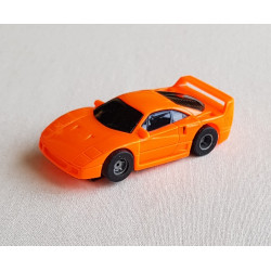 TYCO Ferrari orange